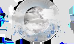 Parçalı Bulutlu Ve Sağanak Yağışlı