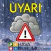 20 Ocak 2015 Hava Durumu Tahmini İçin Meteorolojik Uyarılar