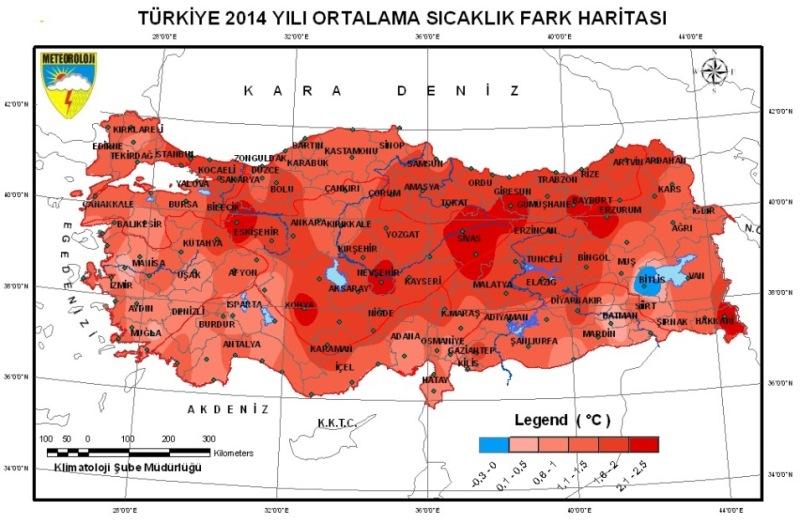 2014-Yili-Turkiye-Sicaklik-Ortalamasi